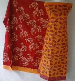 Batik Madura Motif Pagi Sore