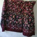 Batik Tulis Motif Ikan Laut