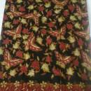 Batik Tulis Motif Kupu- Kupu