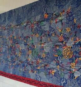 Batik Tulis Motif Sekar Jagad