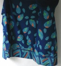 Batik Tulis Motif Daun Tembakau