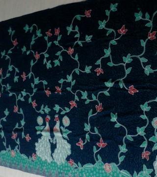 5400 Gambar Burung Merak Batik Terbaik
